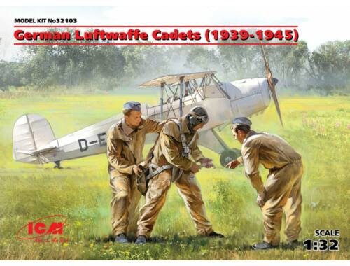 ICM German Luftwaffe Cadets(1939-1945) 1:32 (32103)