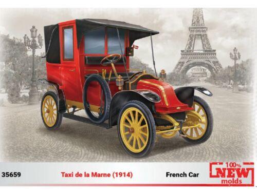 ICM Taxi de la Marne(1914),French Car 1:35 (35659)