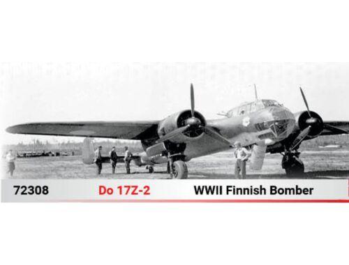 ICM Do 17Z-2, WWII Finnish Bomber 1:72 (72308)
