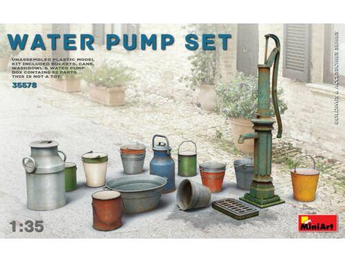Miniart Water Pump Set 1:35 (35578)