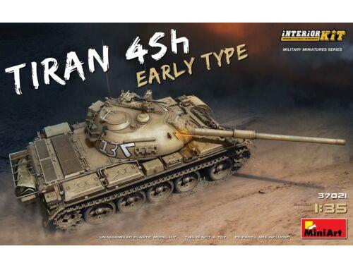 Miniart Tiran 4 Sh Early Type.Interior Kit 1:35 (37021)