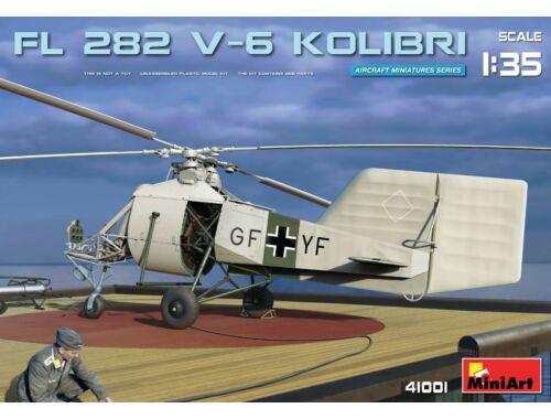 Miniart FL 282 V-6 Kolibri 1:35 (41001)