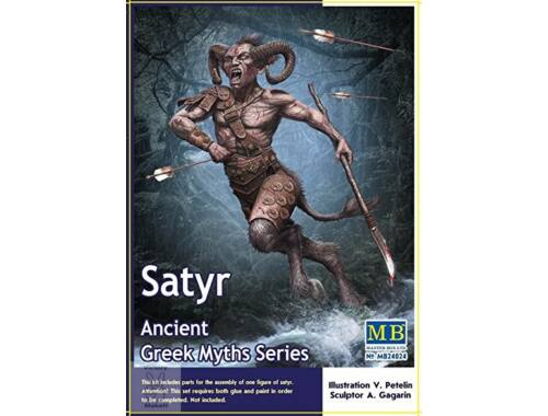 Master Box Ancient Greek Miths Series, Satyr 1:24 (24024)