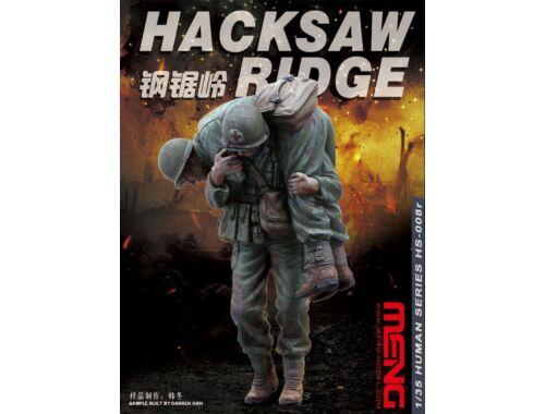 Meng Hacksaw Ridge (resin) 1:35 (HS-008r)