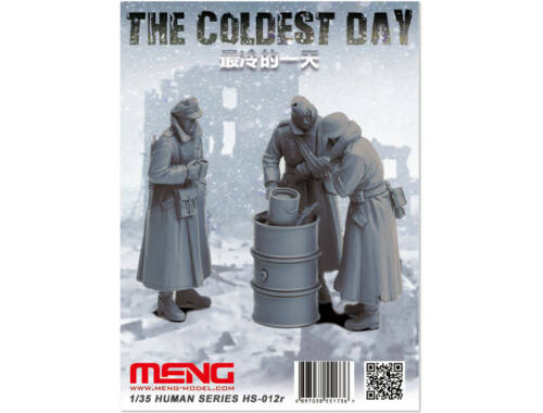Meng The Coldest Day (resin) 1:35 (HS-012r)