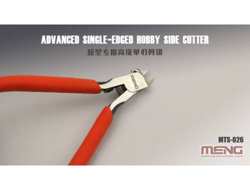 Meng Advanced Single-edged Hobby Side Cutter (MTS-026)