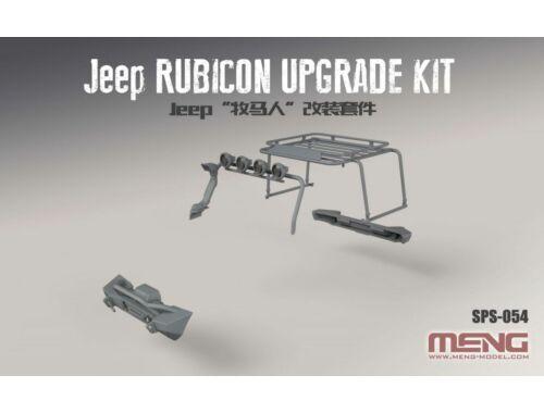 Meng Jeep Rubicon Upgrade Kit (Resin) 1:24 (SPS-054)