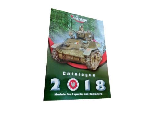Mirage Hobby Katalog 2018