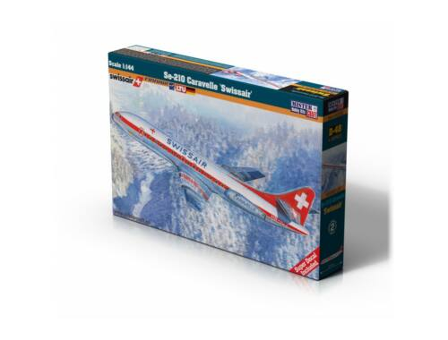 Modelsvit Jetstream-32ER 1:72 (SVM72010)