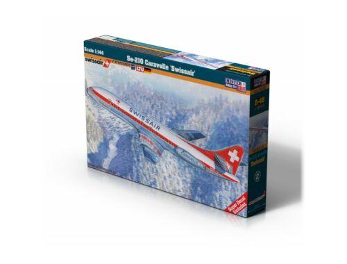 Modelsvit Jetstream-32ER 1:72 (SVM72010)