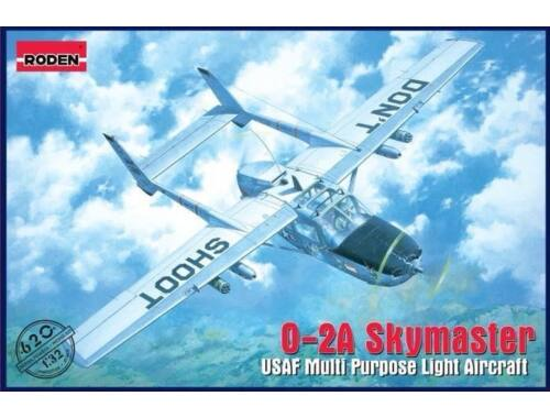 Roden Cessna O-2A Skymaster 1:32 (620)