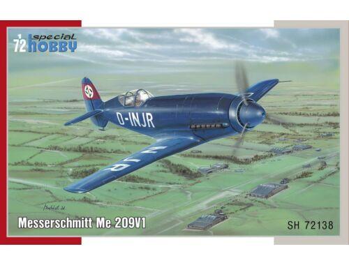 Special Hobby Messerschmitt Me 209V-1 1:72 (72138)