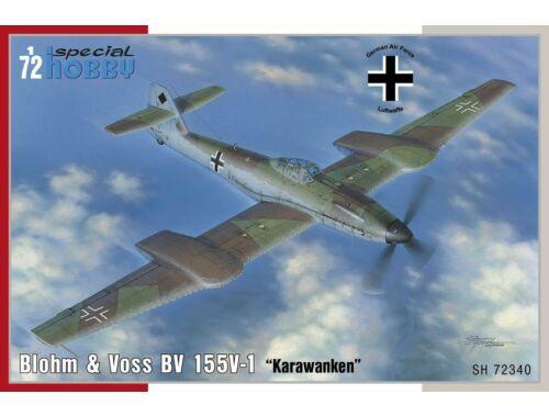 Special Hobby Blohm   Voss BV 155V-1 1:72 (72340)