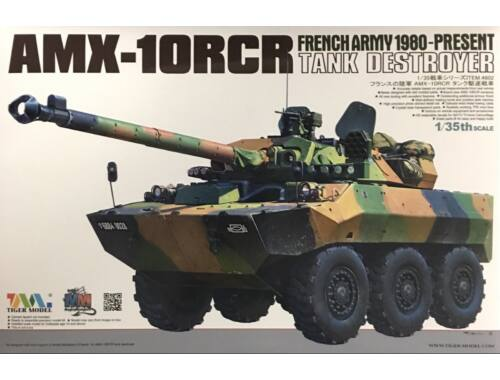Tiger Model French AMX-1ORCR Tank destroyer 1:35 (4602)