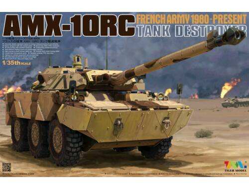 Tiger Model French Army AMX-1ORC 1:35 (4609)