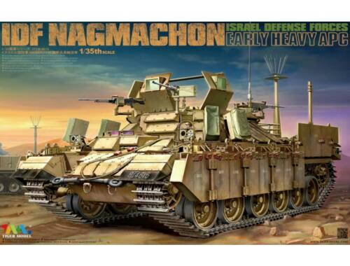 Tiger Model IDF Nagmachon Early APC 1:35 (4615)
