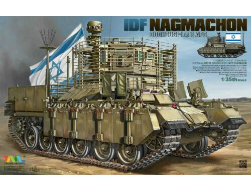 Tiger Model IDF NAGMACHON DOGHOUSE-LATE APC 1:35 (4616)