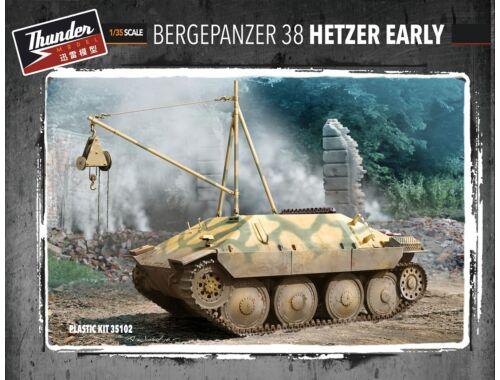 Thunder Model Bergepanzer 38 Hetzer Early 1:35 (35102)