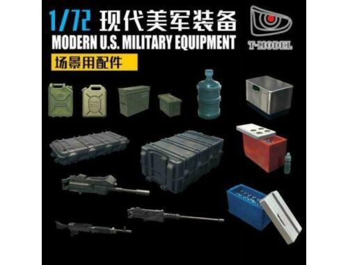T-Model Modern U.S. Military Equipment 1:72 (TM-A72001)