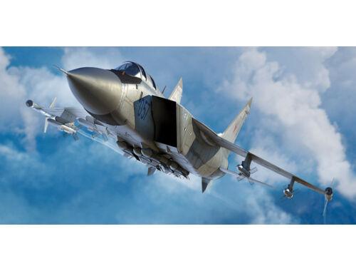 Trumpeter Russian MiG-31M Foxhound 1:72 (01681)