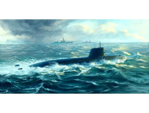 Trumpeter Japanese Soryu Class Attack Submarine 1:144 (5911)