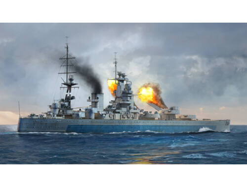Trumpeter HMS Nelson 1944 1:700 (6717)