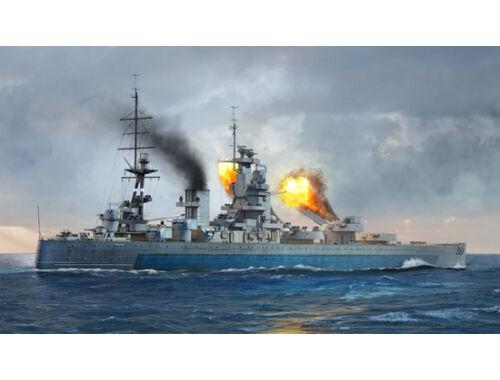 Trumpeter HMS Nelson 1944 1:700 (6717)