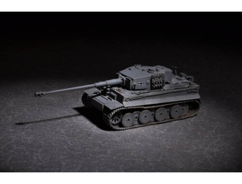 Trumpeter German Tiger with 88mm kwk L/71 1:72 (7164)