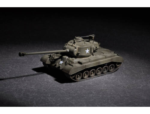 Trumpeter US M26 with 90mm T15E2M2 1:72 (07170)