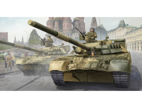 Trumpeter Russian T-80UD MBT 1:35 (9527)