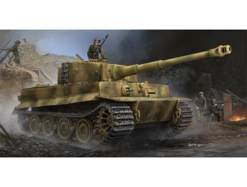 Trumpeter Pz.Kpfw.VI Ausf.E Sd.Kfz.181 TigerI (Late)w/Zimmerit 1:35 (09540)