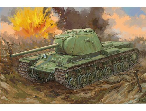 Trumpeter Russian KV-3 Heavy Tank 1:35 (9544)
