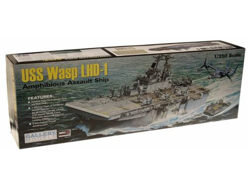 Trumpeter USS Wasp LHD-1 1:350 (64001)
