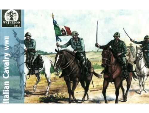Waterloo Italian Cavalary WWII 1:72 (AP001)