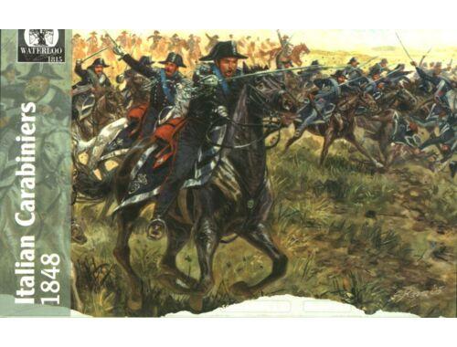 Waterloo Italian Carabinieri, 1848 1:72 (AP005)