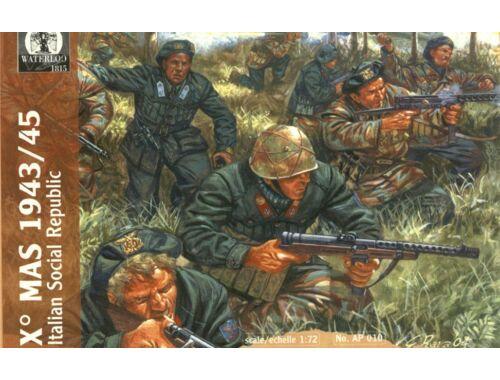 Waterloo Italian Social Republic 1943/45 1:72 (AP010)