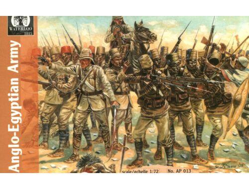 Waterloo Anglo-Egyptian Army, 1898 1:72 (AP013)