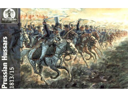 Waterloo Preussische Husaren Brandenburg,1813-15 1:72 (AP021)