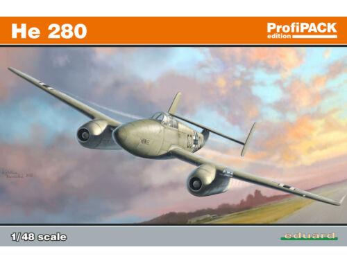 Eduard He 280 ProfiPACK 1:48 (8068)