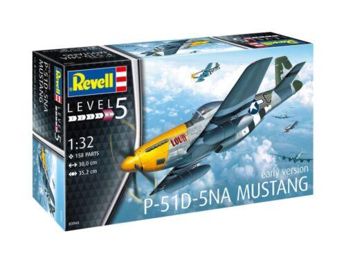 Revell P-51D Mustang 1:32 (3944)