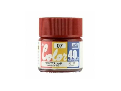 Mr.Hobby Mr.Color 40th AVC-07 Previous Red