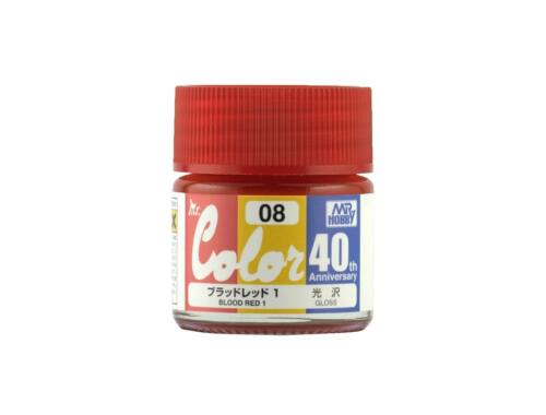 Mr.Hobby Mr.Color 40th AVC-08 Russian Blood Red I