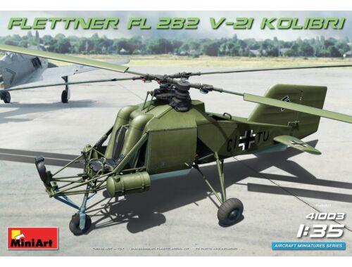 Miniart FL 282 V-21 Kolibri 1:35 (41003)