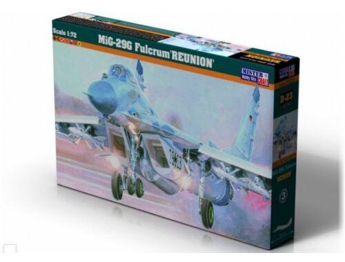 "Mistercraft Mig-29G Fulcrum ""Reunion"" 1:72 (D-23)"
