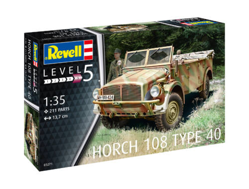 Revell Horch 108 Type 40 1:35 (3271)