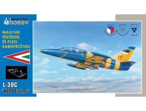 "Special Hobby L-39C ""Hunaf"" REPLICA Edition 1:48 (48171R)"