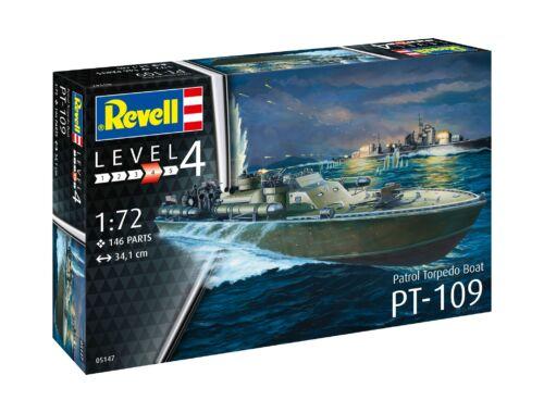 Revell Patrol Torpedo Boat PT109 1:72 (5147)