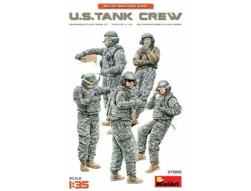 Miniart U.S Tank Crew 1:35 (37005)
