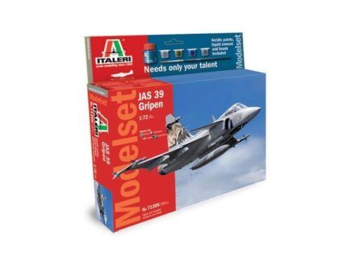 Italeri Model Set JAS 39 Gripen 1:72 (71306)