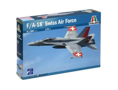 Italeri F/A-18 Swiss Air Force 1:72 (1385)